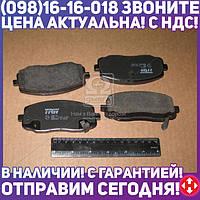 ⭐⭐⭐⭐⭐ Колодки тормозные КИA PICANTO, ХЮНДАЙ i10 передние (производство  TRW) ХЮНДАЙ, GDB3369