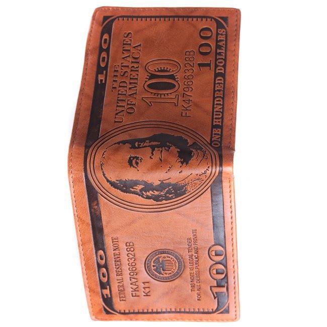 Кошелек мужской 100 $