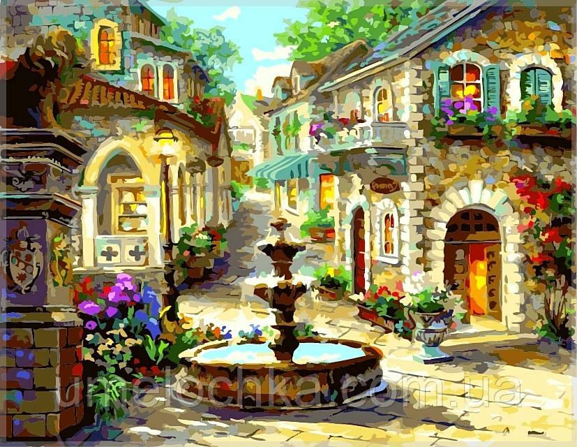 Набор для рисования Babylon Площадь фонтанов