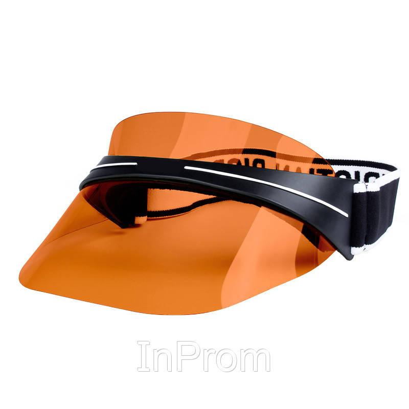 Солнцезащитный козырек Miami Christian Orange