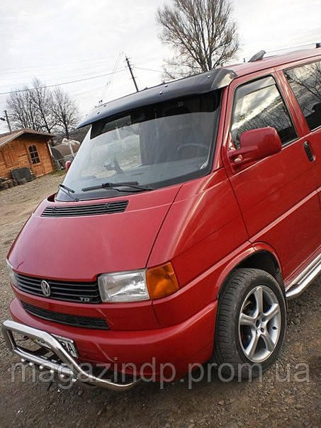 Козырек Volkswagen Т4 (90-03) / акрил.на креплении Код:77258133