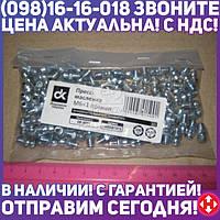 ⭐⭐⭐⭐⭐ Пресс-масленка М6х1 прямая <ДК>  DK-0004
