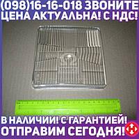 ⭐⭐⭐⭐⭐ Стекло фары (рассеиватель) квадратной ФГ-308 (Руслан-Комплект)  ФГ-308.03.00.04