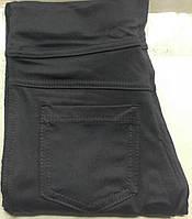 Лосины женские с карманами CrossLady черные S, M, L, XL ЛЖЗ-32