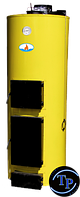 Котел двухконтурный на угле длительного горения Буран-40У+ГВС, мощностью 12 кВт (до 5 суток)