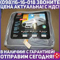 ⭐⭐⭐⭐⭐ Тент авто седан PEVA L 483*178*120 (Дорожная Карта)  DK471-PEVA-3L