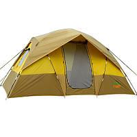 Палатка четырехместная GreenCamp 1100