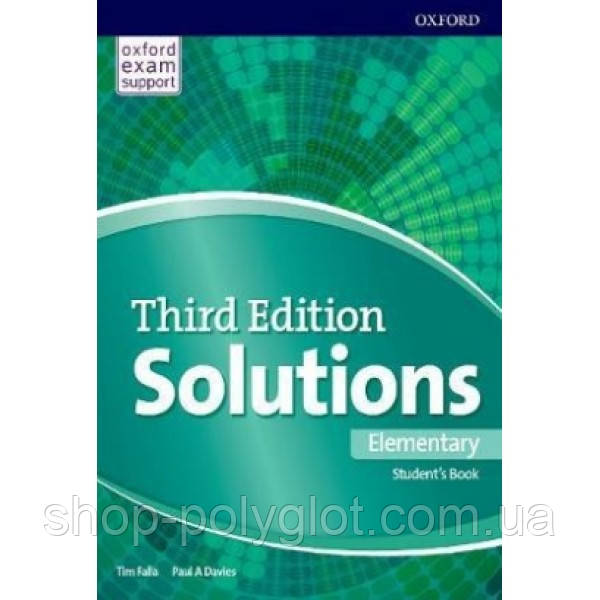 Solutions 3rd Edition Elementary Class Audio