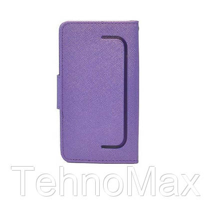 Чехол книжка Goospery для Panasonic ELUGA MARK 2 + наушники Apple iPhone (в комплекте). Подарок!!!, фото 2