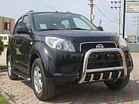 Защита переднего бампера (кенгурятник) Daihatsu Terios 2006+ Код:95960278