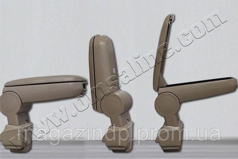 Подлокотник Ford Focus 2011- /с USB,бежевый/ Код:75188215