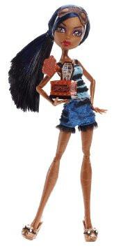 Кукла Monster High Dead Tired Robecca Steam, Робекка Стим из серии Пижамная вечеринка.