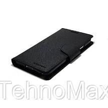 Чехол книжка Goospery для Asus ZENFONE 2 ZE550ML + наушники Apple iPhone (в комплекте). Подарок!!!, фото 2