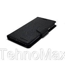 Чехол книжка Goospery для Asus ZENFONE GO ZC500TG + наушники Apple iPhone (в комплекте). Подарок!!!, фото 2