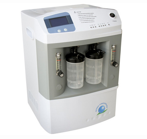 Концентратор кислорода JAY8 0-8л/мин (2 увлажнителя)