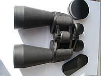 Полноразмерный бинокль с большой апертурой Bushnell 12х60, широкоугольная оптика, мощный корпус