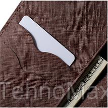 Чехол книжка Goospery для  HTC ONE X9 + наушники Apple iPhone (в комплекте). Подарок!!!, фото 3