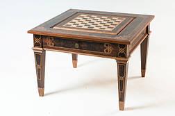 Купить стол 2 в 1 (шахматы + нарды), фото 3