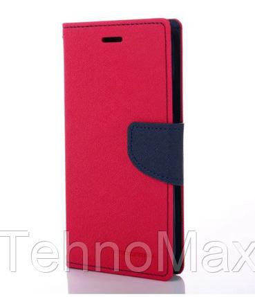 Чехол книжка Goospery для Huawei P8LITE ALE-L04 + наушники Apple iPhone (в комплекте). Подарок!!!, фото 2