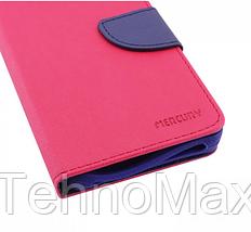 Чехол книжка Goospery для Samsung Galaxy On6 + наушники Apple iPhone (в комплекте). Подарок!!!, фото 2