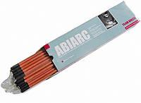 Электроды угольные D 8,0 х 305 мм ABIARC, фото 1