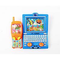 Водная игра колечки - мобильный и ноутбук в пакете