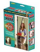 Антимоскитная магнитная шторка Magic Mesh (AS SEEN ON TV), фото 1
