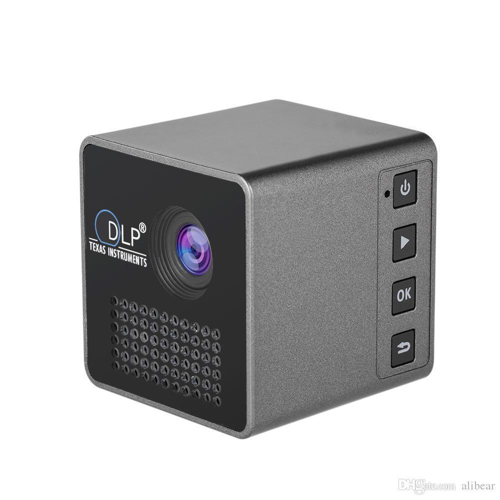 UNIC P1+ карманный мини проектор WiFi - Новый
