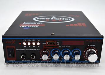 Усилитель звука Bosstron ABS-308BT
