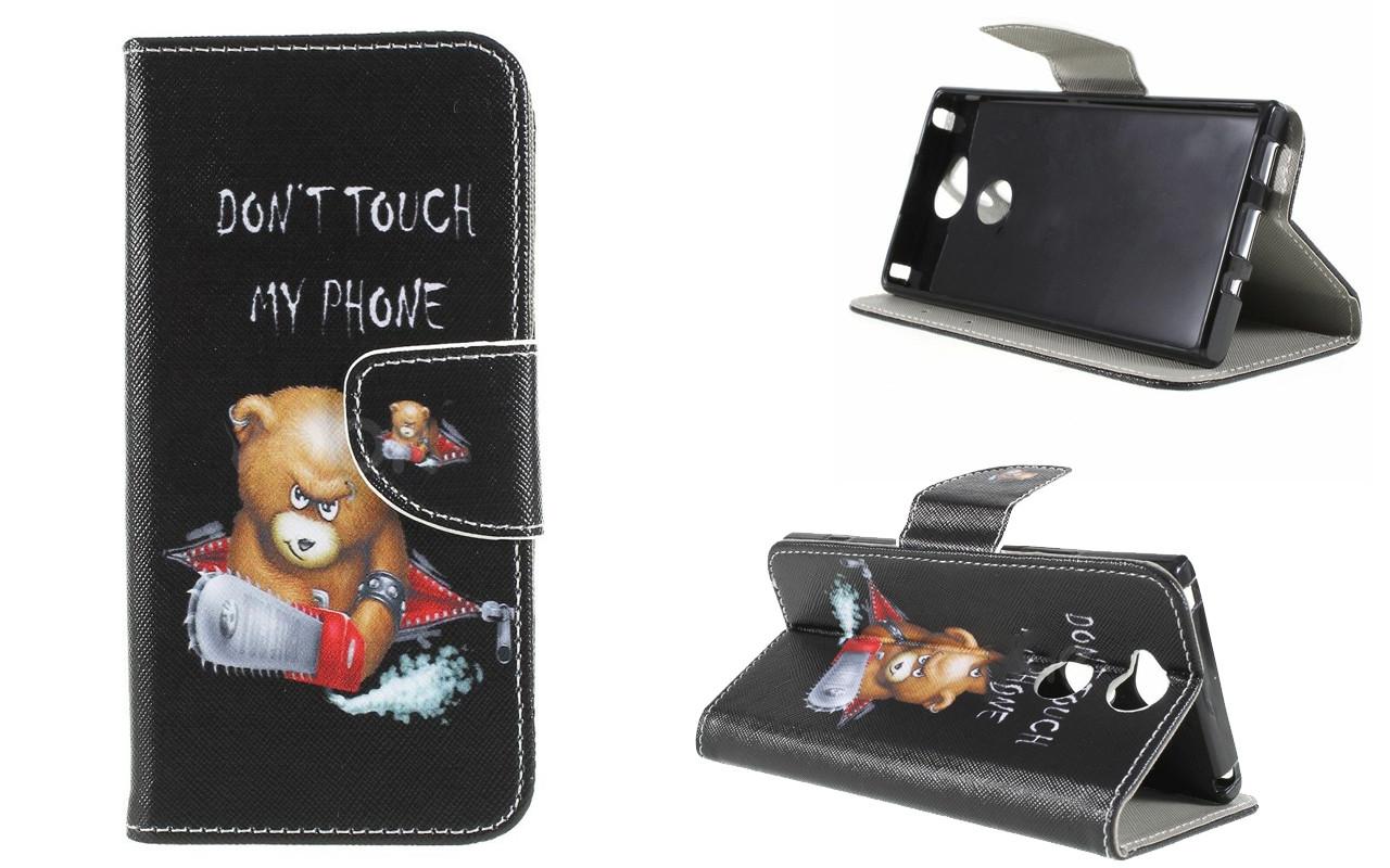 Чехол-книжка для Sony Xperia XA2 - My Phone - Life Style Cover