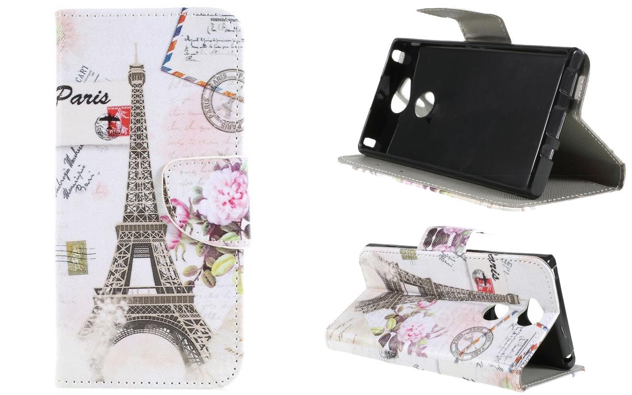 Чехол-книжка для Sony Xperia XA2 - Tower - Life Style Cover
