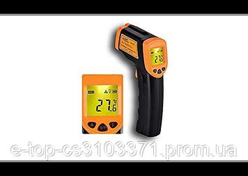 Бесконтактный инфракрасный термометр (пирометр) AR360A+