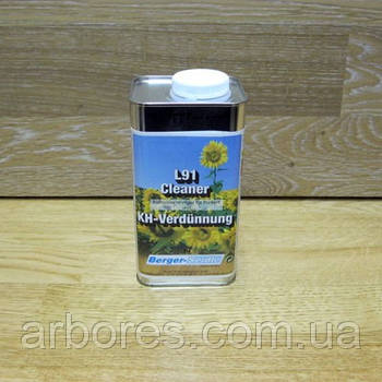 Средство для очистки паркетного пола Berger-Seidle L91 Cleaner / KH-Verdünnung