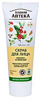 Скраб для лица Зеленая Аптека Медово-кофейный - 75 мл.