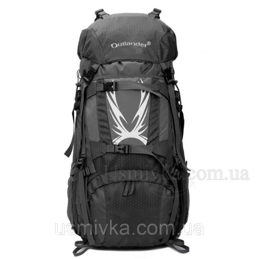 Модный рюкзак туристический Jacka Black