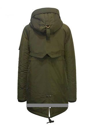 """Детская демисезонная куртка для девочки """"Lebo Junior"""" 935, размеры 140, 152, фото 2"""