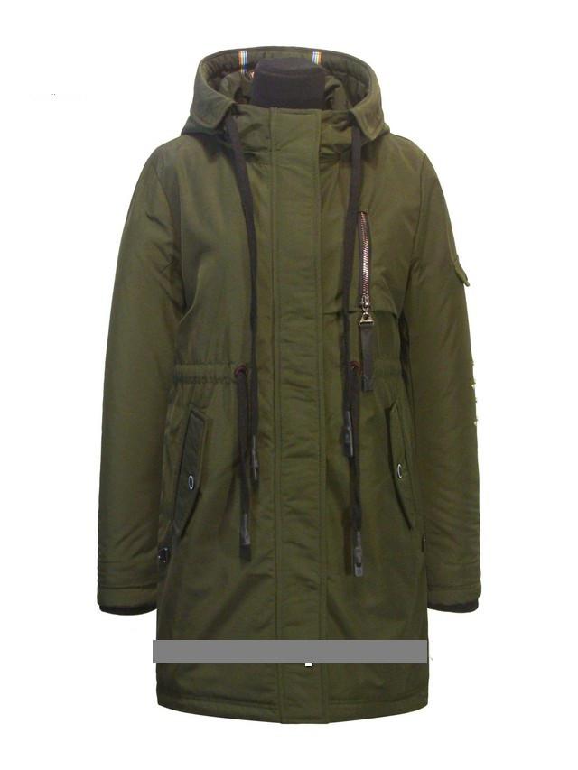 """Детская демисезонная куртка для девочки """"Lebo Junior"""" 935, размеры 140, 152"""