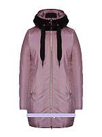 """Детское демисезонное пальто для девочки """"Anernuo"""" 1920, размеры 130-170"""