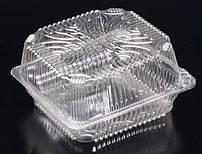 PET-контейнер PRO service пищевой 1340 мл 25 шт/уп (43110510)