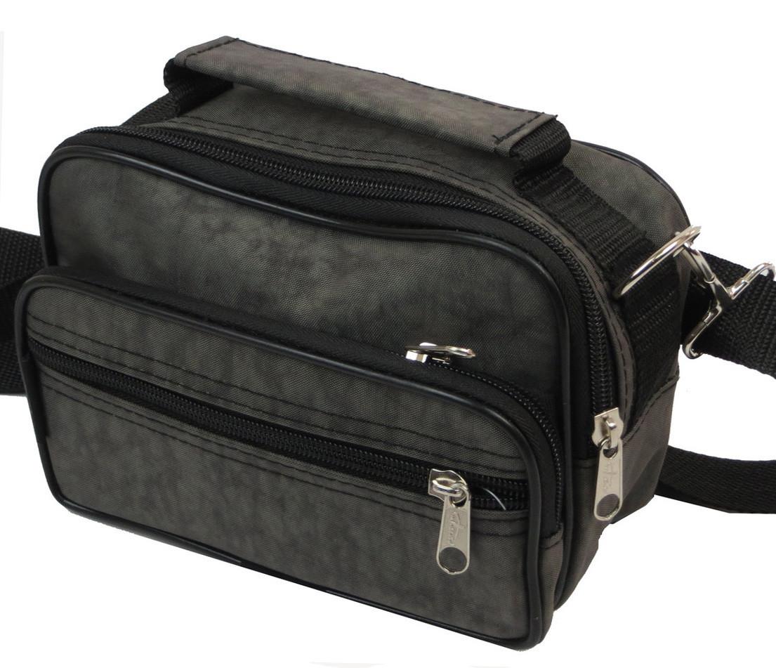 f33a10178fe9 Мужская сумка через плечо Wallaby 2663 хаки барсетка на пояс 19х14х7см -  Интернет-магазин