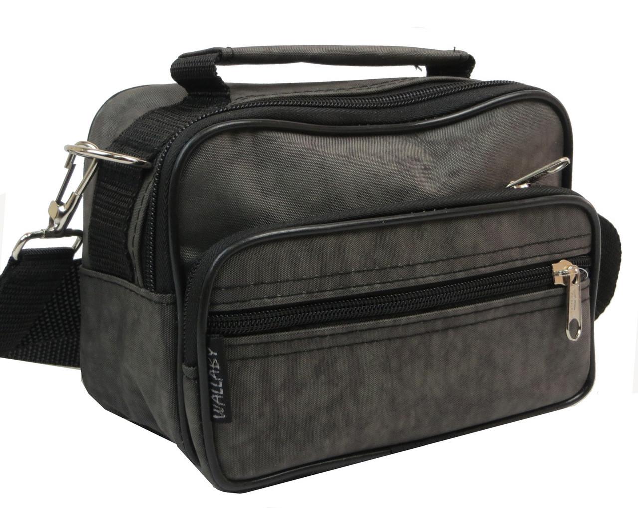 2c466058cc65 Мужская сумка через плечо Wallaby 2663 хаки барсетка на пояс 19х14х7см, цена  128 грн., купить в Харькове — Prom.ua (ID#348415117)