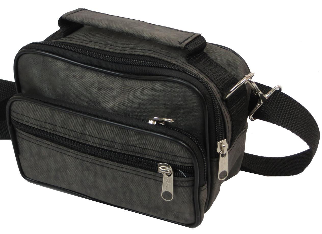 3319c4d16f0c ... Мужская сумка через плечо Wallaby 2663 хаки барсетка на пояс 19х14х7см,  ...