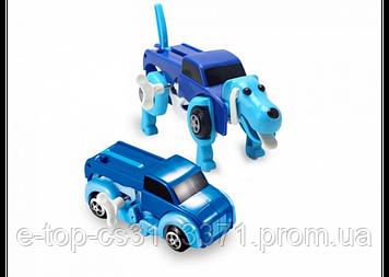 Детская игрушка-трансформер (машинка-собака) Auto Transformer