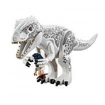 Лего динозавр большой  Индоминус Рекс  Lele 79151-1 Мир Юрского периода (аналог Lego Jurassic World 75919), фото 2