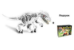 Конструктор  Индоминус Рекс  Lele 79151-1 Мир Юрского периода (аналог Lego Jurassic World 75919)