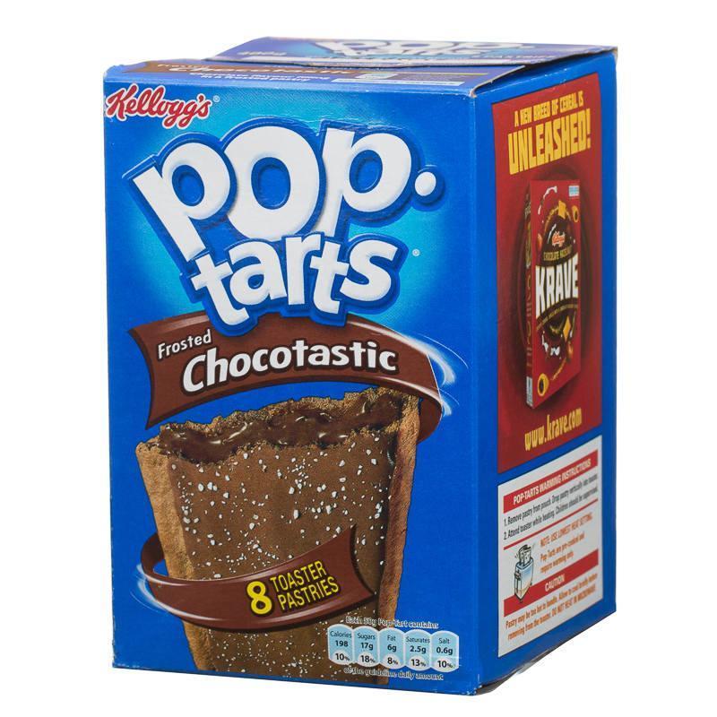 Печенье Pop Tarts Chocotastic Упаковка