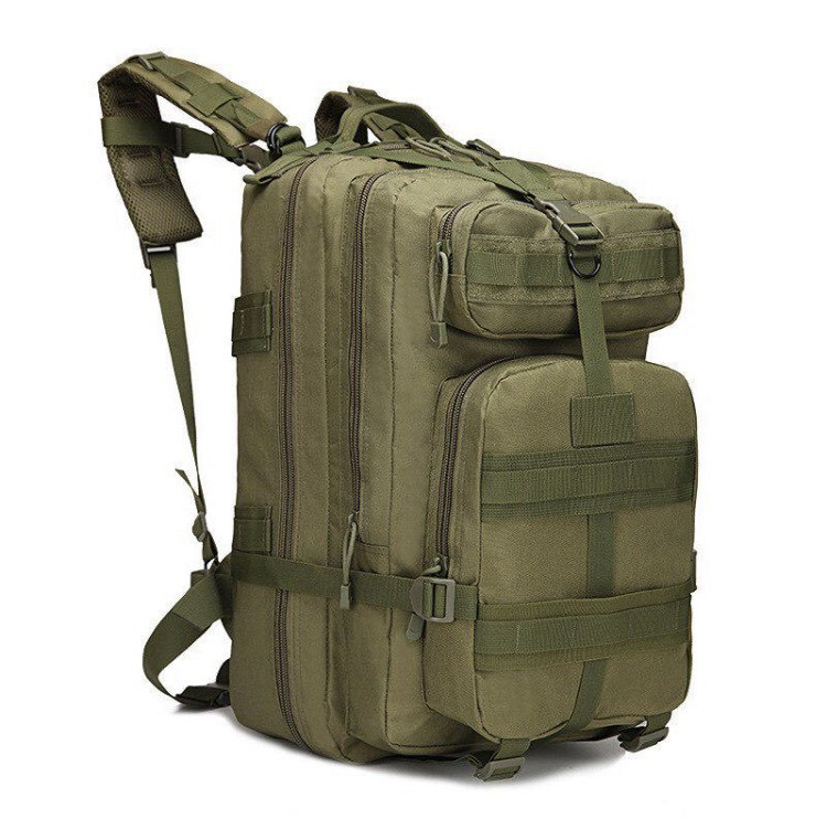 Тактический, городской, штурмовой,военный рюкзак TacticBag на 45литров Хаки