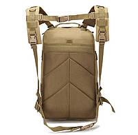 Тактический, городской, штурмовой,военный рюкзак TacticBag на 45литров Хаки, фото 3