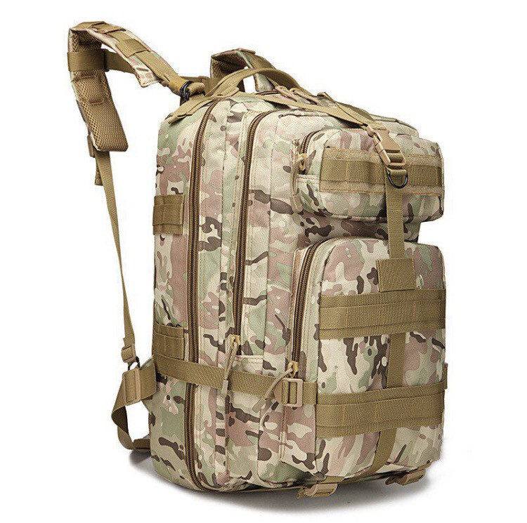 Тактический, городской, штурмовой,военный рюкзак TacticBag на 45литров Мультикам