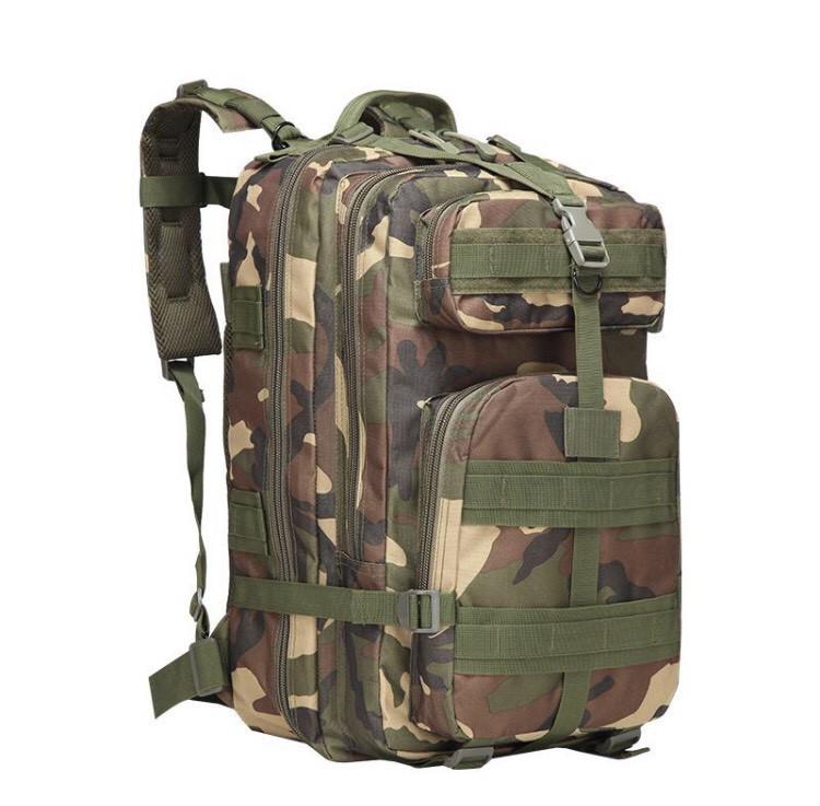 Тактический, городской, штурмовой,военный рюкзак TacticBag на 45литров Вудленд